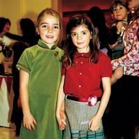 Isabella Sodi and Tashia Touker
