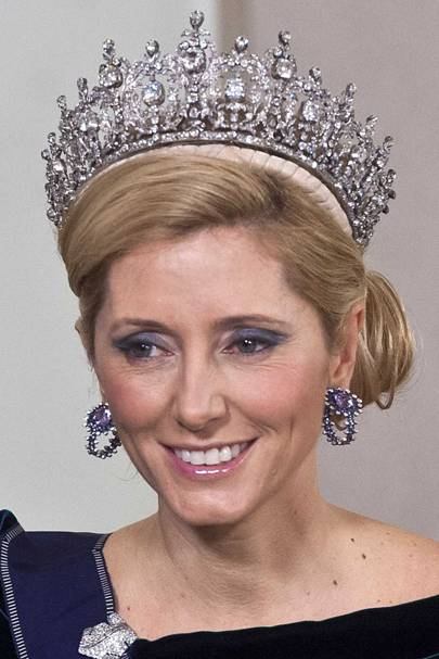 Queen Sophie of the Hellenes's Diamond Tiara