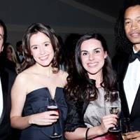 Jamie Crespo, Natalia Garcia Gonzalez, Nerea Lafuente Ruiz and Marcelo De Campos