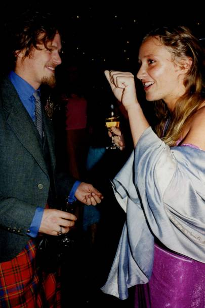 James Munro and Mia Jorgensen