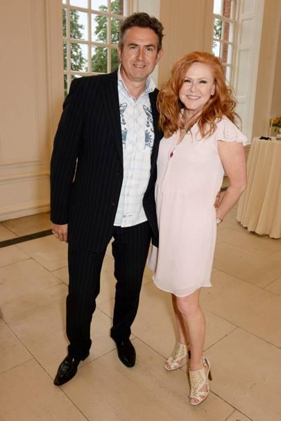Richard Coates and Carol Decker