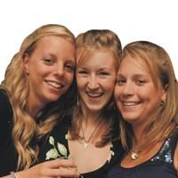Jessica Cullinan, Chloe Crewe-Reade and Posey Wilson