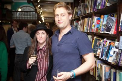 Frances Hardinge and Tom Williams