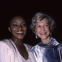 Cynthia Haymon and Amber Lightfoot Walker