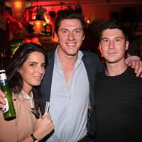 Leah Benrimoj, Olly Priestman and Luke Smolinski