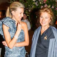 Caroline Rupert and The Marchioness of Douro