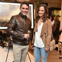 Levison Wood and Pippa Middleton