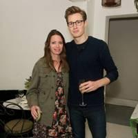 Sarah Leon and Chris Gove
