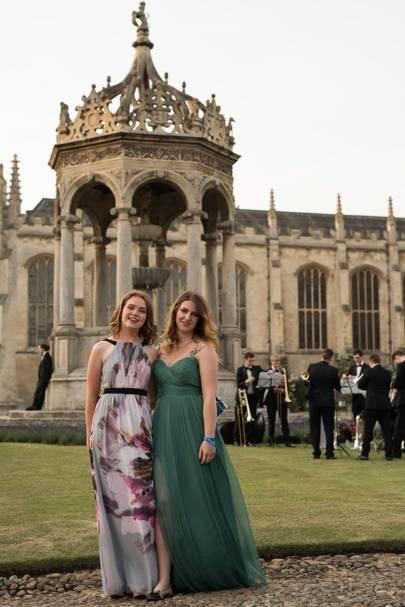 Megan Crane and Bianca Andrei