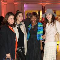 Daniella Issa Helayel, Noor Fares, Susan Bender and Lara Bohinc