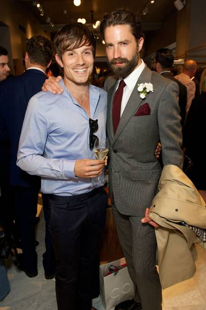 Will Best and Jack Guinness