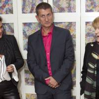 Dorothy Berwin, Tom Kirdahy and Joyce Hytner
