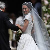 Michael Middleton and Pippa Middleton