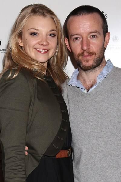 Natalie Dormer and Anthony Byrne
