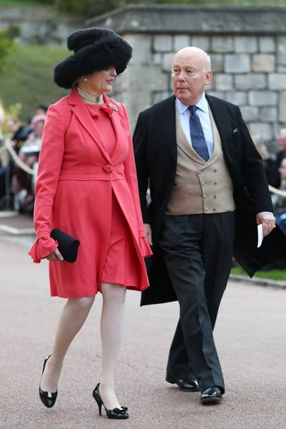 Lady and Lord Fellowes