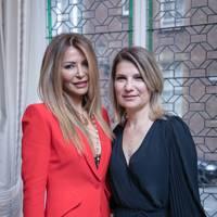 Elena Lavagni and Lale Karaca