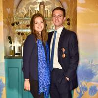 Lady Natasha Rufus Isaacs and Julian Erleigh