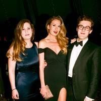 Rosa West, Rebecca Drummond and Andrew Caracciolo