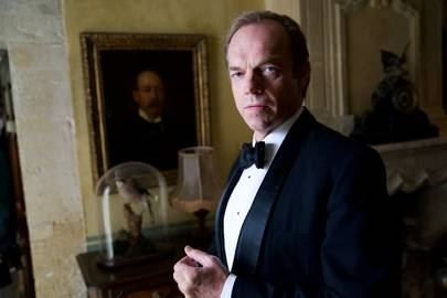 Hugo Weaving as David Melrose