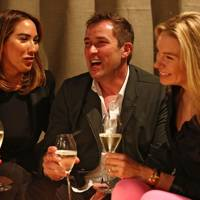 Pippa Vosper, Alexandra Meyers and Laurent Potdevin