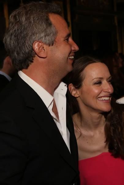 Javier de la Rosa and Lara Meiland-Shaw