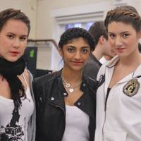 Luba Koroleva, Anika Bhagani, Lucia Pflueger