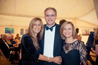 Abbey Thresher, Steve Beswetherick and Jane Beswetherick
