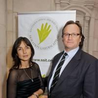 Olivia and David Chapple