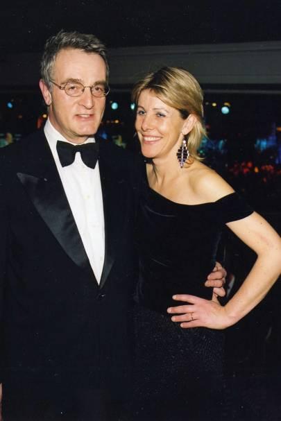 Nick Morris and Mrs Nick Morris