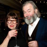 Rachel Kerr and John Mitchinson