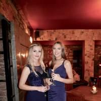Katie Liddell and Alisa Davidson