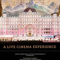Secret Cinema's The Grand Budapest Hotel