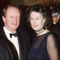 Andrew Parker Bowles and Mrs Thomas Dunne