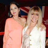 Yasmin Mills and Jo Wood