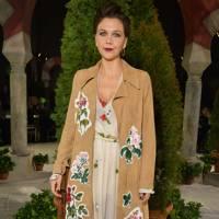 Maggie Gyllenhaal attends Oscar de la Renta