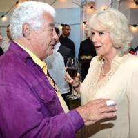 Antonio Carluccio and the Duchess of Cornwall