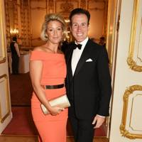 Hannah Summers and Anton Du Beke