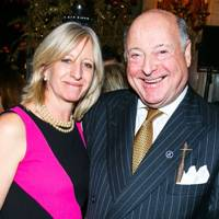 Patricia Stevenson and Andrew Love