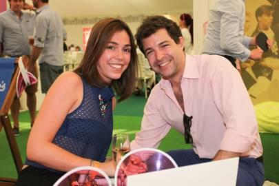 Alexandra Picard and Alex Kissin