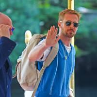 Ryan Gosling arriving at Venice Film Festival