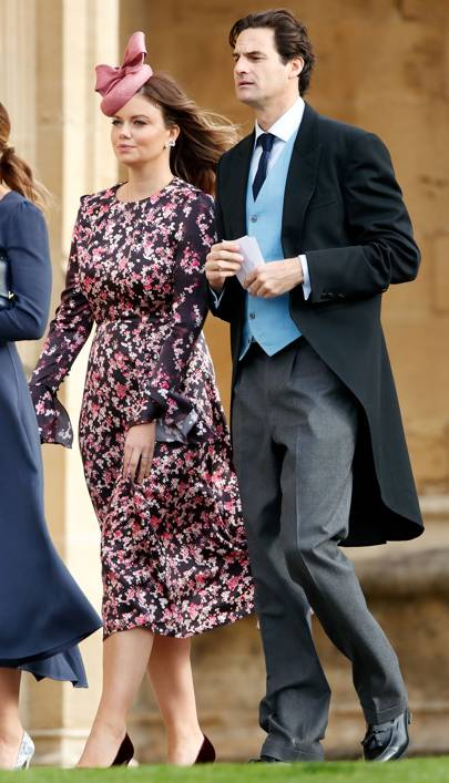 The Duchess Of Cambridge S Friend Lady Natasha Rufus Isaacs Welcomes Third Child Tatler