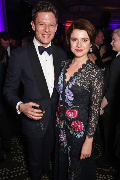 James Norton and Jessie Buckley