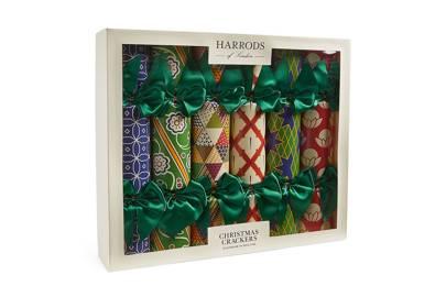 Harrods Christmas crackers
