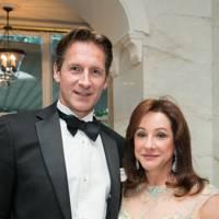 Hamish Scott and Lyn Schlesinger