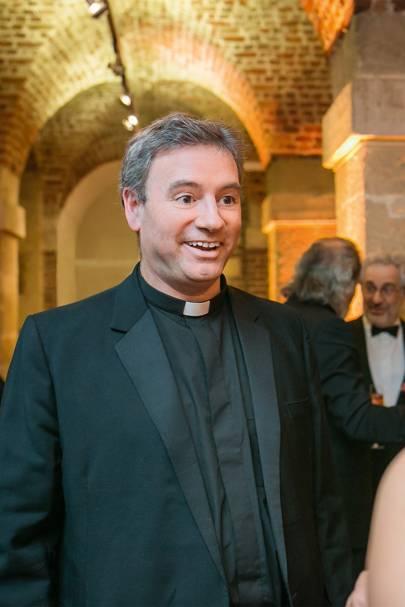 The Revd Dr Sam Wells