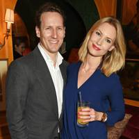 Brendan Cole and Zoe Cole