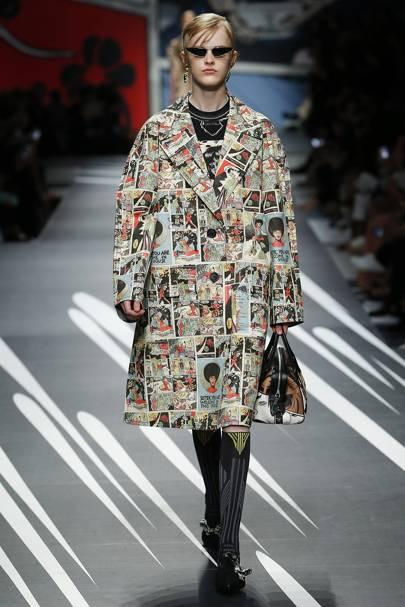 Prada at Milan Fashion Week S/S18