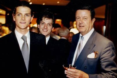 Alexander Spencer-Churchill, Rupert Spencer-Churchill and Lord Charles Spencer-Churchill