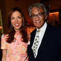 Heather Kerzner and Sir David Tang