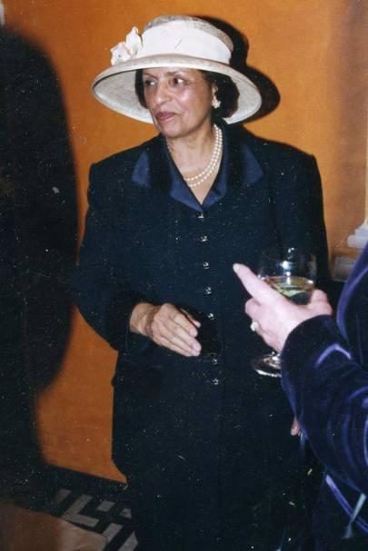Mrs Peter Halstead